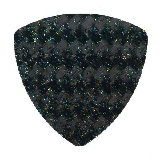 Glitter Tones Gypsy Shape 1 Guitar Pick